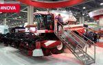 Зерноуборочный комбайн Нова S300