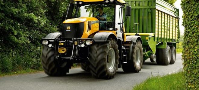 Трактора Джибси: описание, характеристики, основные модели