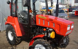 МТЗ 320: технические характеристики и особенности