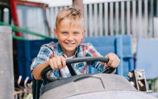 Как и где поменять права на трактор?