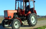 Характеристики трактора т 30