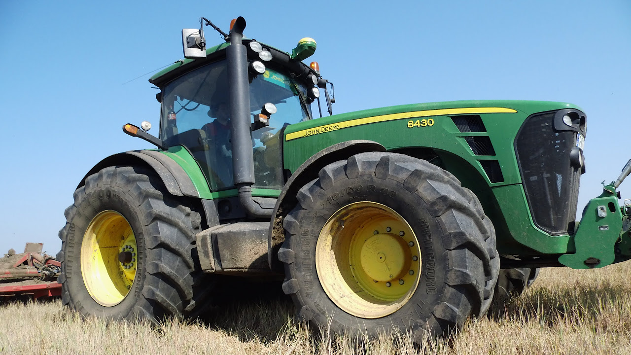 cost accouting systems for john deere John deere case analysis submitted by student at saint john paul jdcw has something wrong with their cost allocation and accounting system.