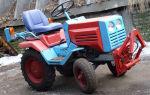 Мини трактор кмз 012