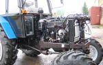 Дизельный двигатель МТЗ 80