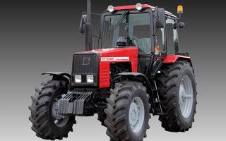 Трактор МТЗ-1221
