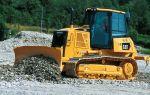 Бульдозер Cat D6R: характеристики и особенности