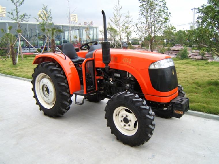 Обзор китайских тракторов