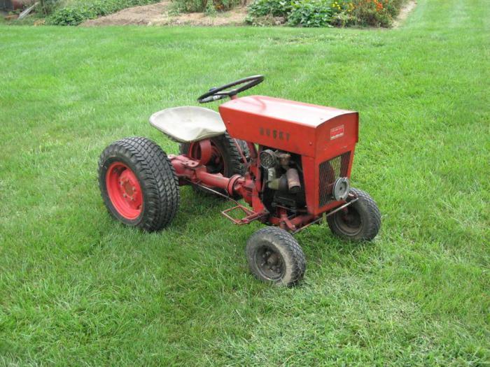 Как самому сделать мини трактор для домашнего хозяйства