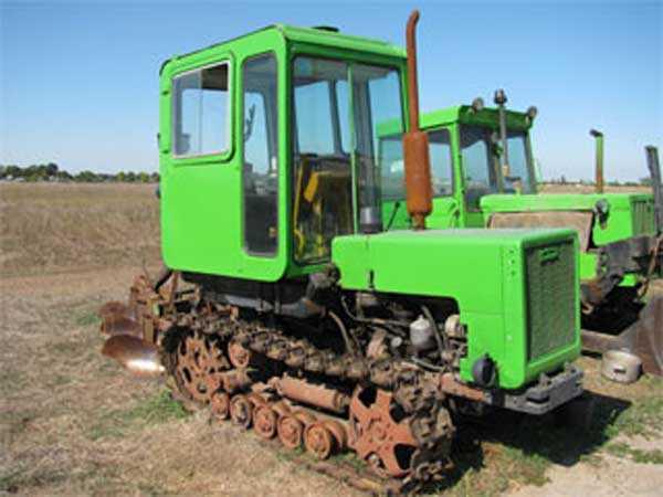 Характеристики трактора т 70
