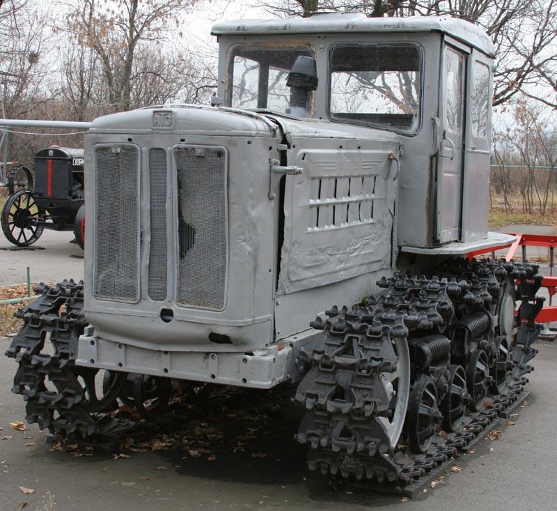 Характеристики трактора т 74