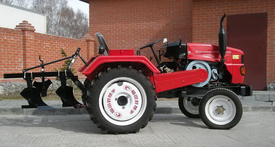 Мини трактора в домашнем хозяйстве