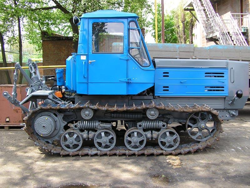 Трактор Т-150 с двигателем ЯМЗ 236