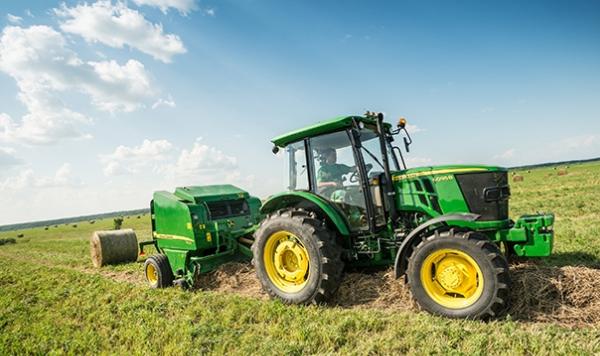 Трактора Джон Дир: модельный ряд