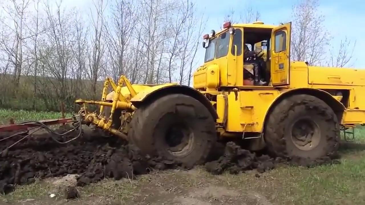 Трактор К-700 Кировец: характеристики и фото