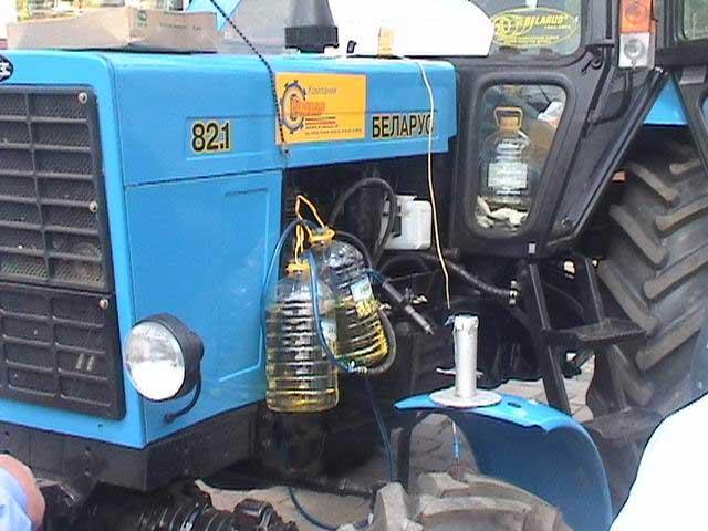 Какое масло в коробке трактора: выбираем подходящее