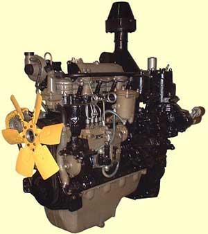 Двигатель Д-245: технические характеристики