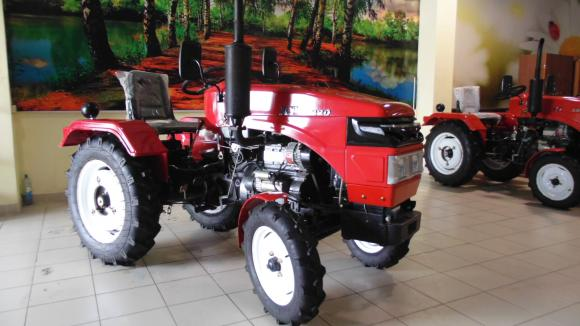Как правильно выбрать японский мини-трактор