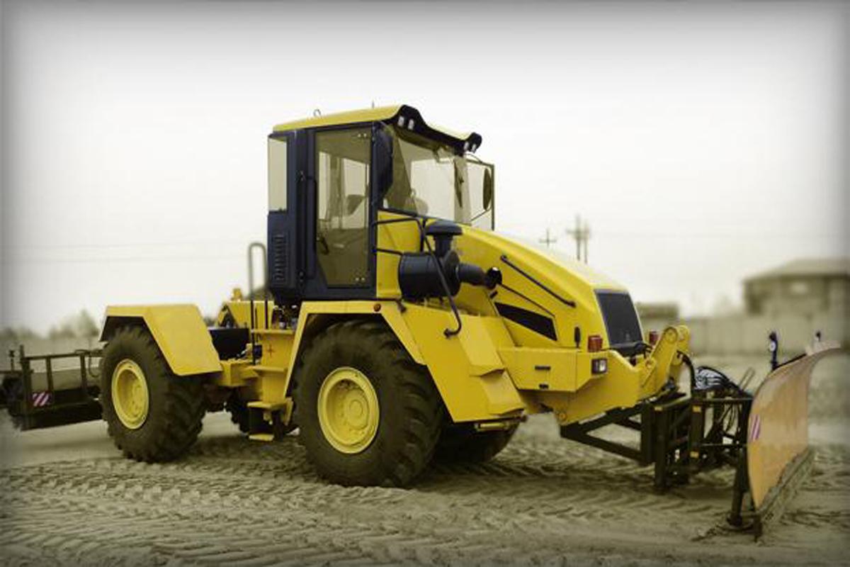 Трактор К-708 Кирюша — особенности новой модели