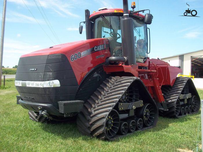 Тракторы Кейс (Case) — характеристики моделей