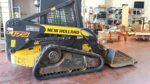 Экскаваторы Нью Холланд - мощность и надежность