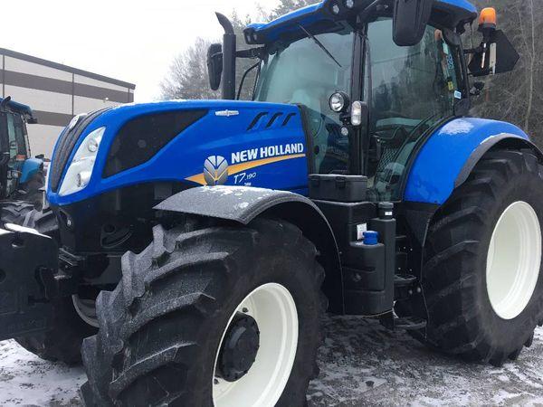 Трактора Нью Холланд: технические характеристики