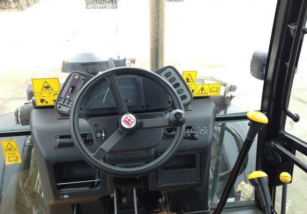 Экскаватор-погрузчик терекс 860: характеристика, цена