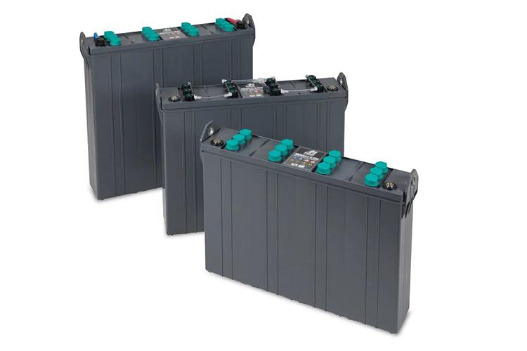Кислотные аккумуляторы для погрузчиков