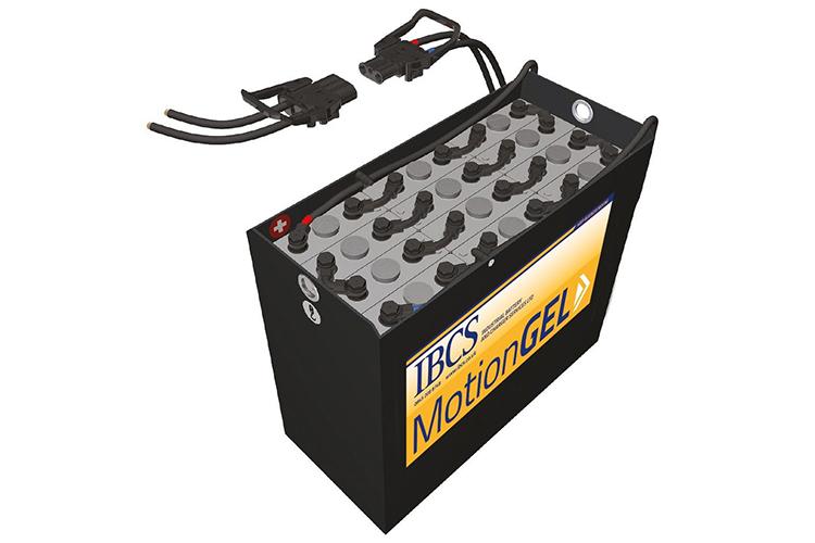Гелевые аккумуляторы для погрузчиков