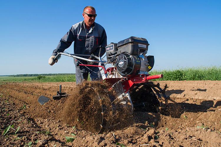 Мотоблок для сада и огорода - тип двигателя
