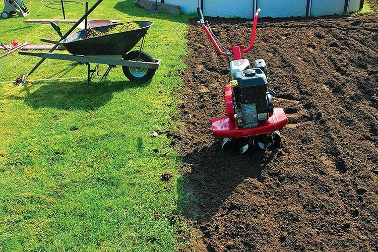 Мотоблок для сада и огорода - трансмиссия