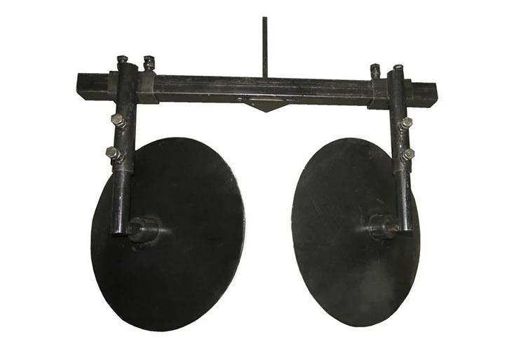 Дисковый окучник для мотоблока «Агат»