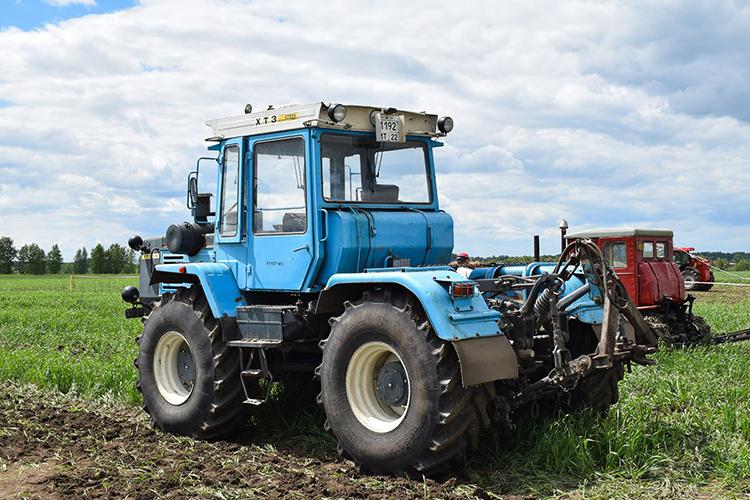 Трактор ХТЗ-17221 - особенности эксплуатации