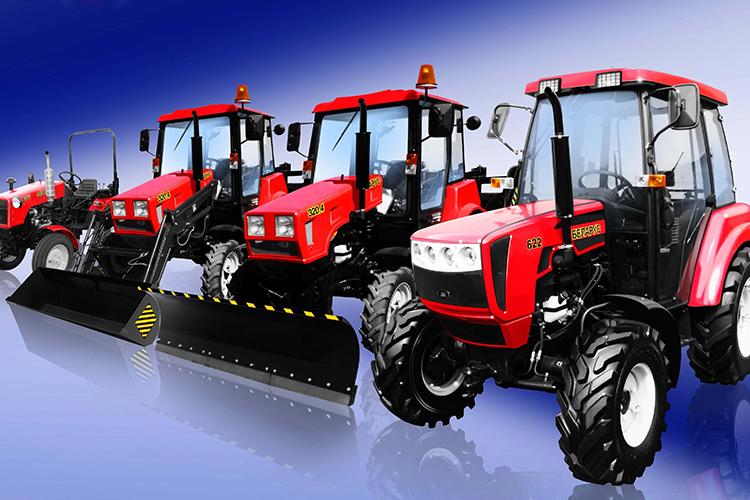 Марки тракторов МТЗ
