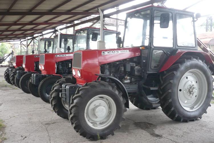 Регистрация трактора
