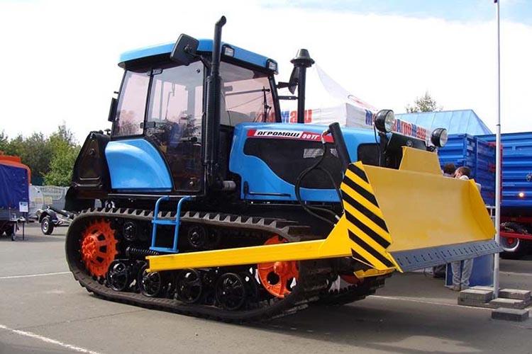 Трактор Волгоградского тракторного завода