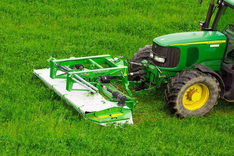 Газонокосилка для трактора