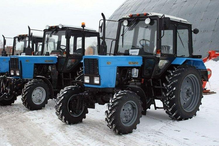 Трактор МТЗ 83