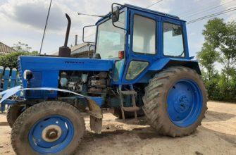 Регулировка сцепления трактора