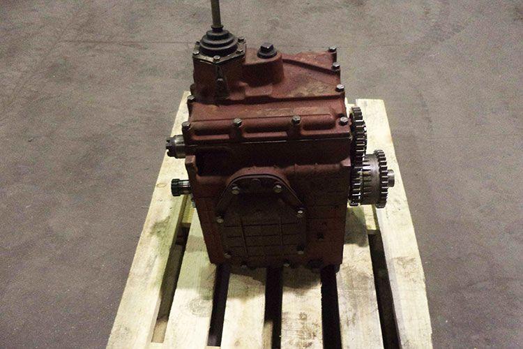 КПП трактора МТЗ-80