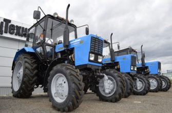 Акт передачи трактора