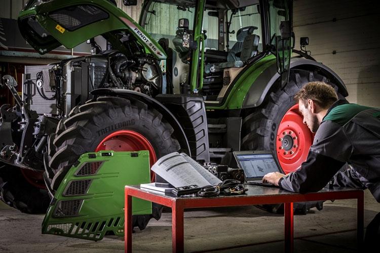 Проверка трактора