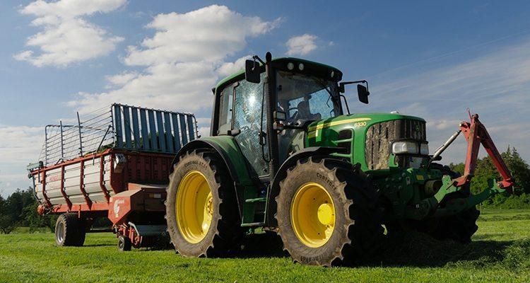 Безопасная эксплуатация трактора