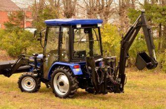 Гидравлическая система трактора