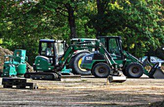 Трактор для канализации