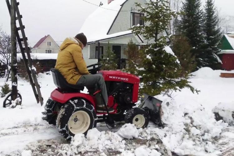Трактор Митракс